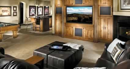 Basement Remodeling & On Call Restoration - Chicago IL | Mold Removal - Chicago ...